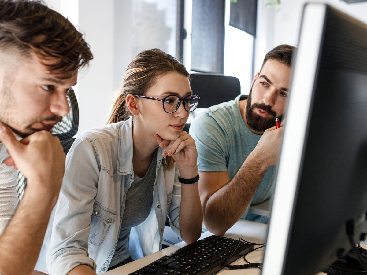 Grupa developerów e-commerce