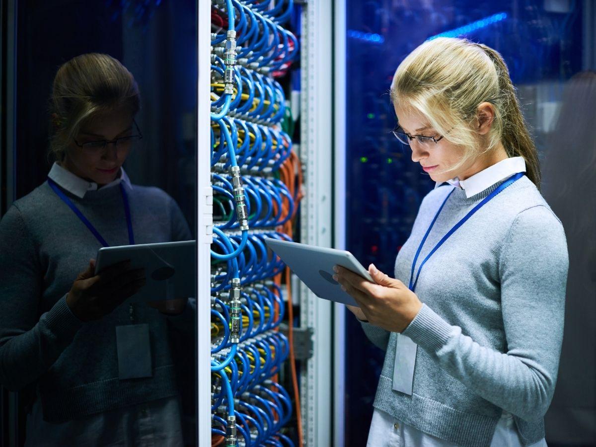 IT supercomputer